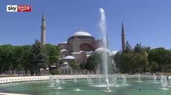 ERROR! Santa Sofia, simbolo di Istanbul, tornerà una moschea