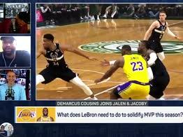 """Cousins rivela: """"Ecco perché LeBron è l'MVP"""""""