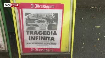 Ragazzi morti a Terni, fra 60 giorni l'esito dell'autopsia