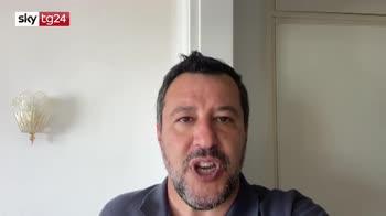 Salvini: no allo stato di emergenza, Italia bloccata