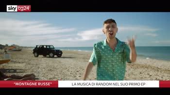La musica di Random nell'Ep Montagne russe