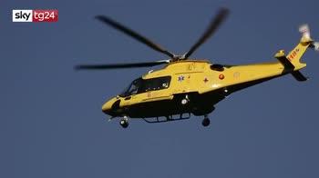 Elicottero precipitato nel Tevere, recuperate vittime