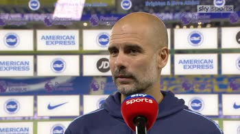 Guardiola: We're ready for the final stages