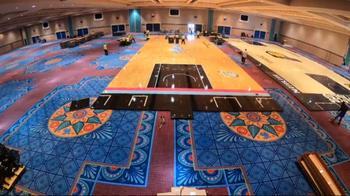 Come Disney World è diventata la nuova casa della NBA