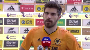 Neves: It was a perfect game for us