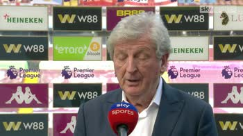 Hodgson: We put ourselves on the back foot
