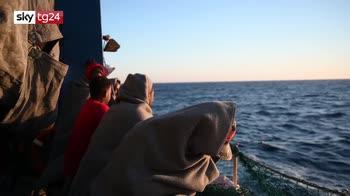 ERROR! Migranti, scoppia protesta in Calabria per positivi al Covid