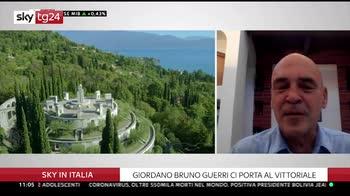 ERROR! Intervista a Giordano Bruno Guerri, Presidente della Fondazione Il Vittoriale degli Italiani