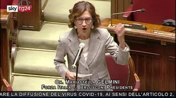 Gelmini, su stato emergenza comunicazione irresponsabile del governo
