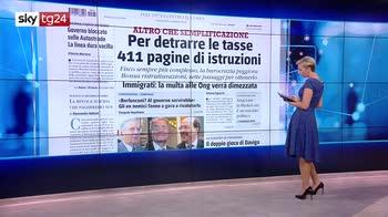 Rassegna stampa: i giornali del 15 luglio