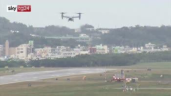 Giappone: la protesta di Okinawa contro i militari americani