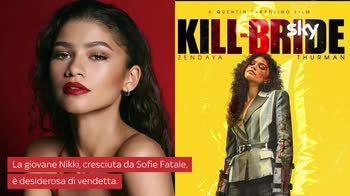 VIDEO Kill Bill 3, Vivica Fox vuole Zendaya nel nuovo film