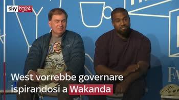 Presidenziali Usa: La candidatura di Kanye West