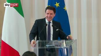 ERROR! UE, Conte: stiamo affilando le armi in vista del Consiglio europeo