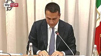 ERROR! Caso Regeni, Di Maio: ambasciatore al Cairo utile per arrivare a verità