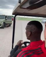 VIDEO. Pogba, taxi driver per Matic