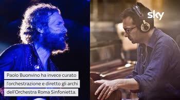 """VIDEO Jovanotti, arriva la cover di """"Caruso"""" di Lucio Dalla"""