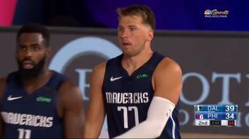 NBA Highlights: Philadelphia-Dallas 115-118 OT