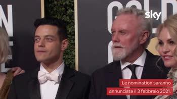 VIDEO Golden Globe 2021: annunciate le nuove date