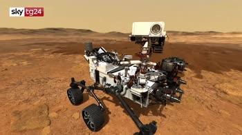 ERROR! Mars 2020, il rover Perseverance in viaggio verso il Pianeta Rosso