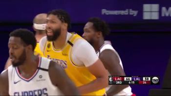 NBA, 34 punti di Anthony Davis contro i Clippers