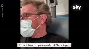 VIDEO Bryan Cranston dona il plasma dopo il Coronavirus