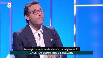 Ogni Mattina, Valeria Marini parla di politica
