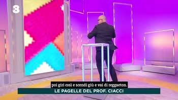 Ogni Mattina, Giovanni Ciacci imita Valeria Marini