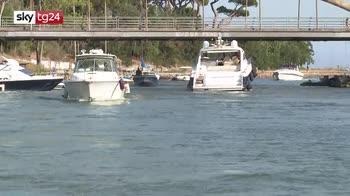 Turismo in Italia, a Ponza boom di vacanze in barca