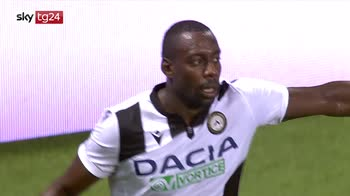 ERROR! Gli highlights di Sassuolo-Udinese