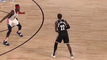 NBA, i 34 punti di Caris LeVert contro Washington