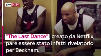 VIDEO Dopo The Last Dance, un film sulla vita di Beckham