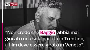 VIDEO Roberto Baggio, il film fa litigare Veneto e Trentino