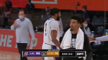 NBA Highlights: Utah- L.A. Lakers 108-116