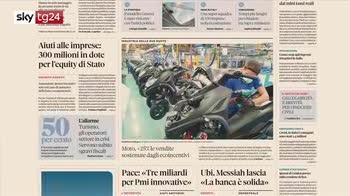 Rassegna stampa, i giornali di oggi 4 agosto