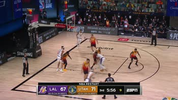 NBA HIGHLIGHTS UTAH-LAKERS OK_4500521
