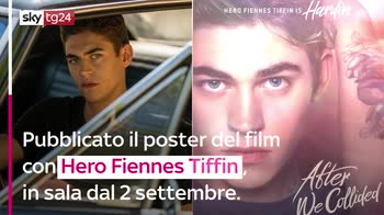 VIDEO After 2, pubblicato il poster con Hero Fiennes Tiffin