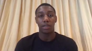 """NBA, R.J. Barrett: """"Il prossimo anno vogliamo i playoff"""""""