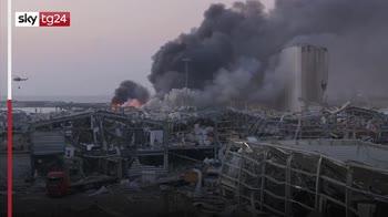 Esplosioni a Beirut