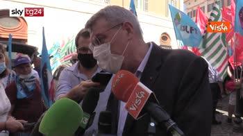 ERROR! Coronavirus, Landini: governo confermi blocco licenziamenti