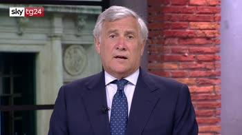 ERROR! Decreto agosto, Tajani, governo ha preso piega venezuelana