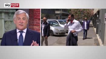 Intervista a Sky Tg24 di Tajani