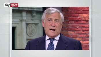 ERROR! Tajani, siamo nel centrodestra e senza Fi non si vince