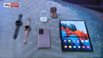 Samsung, Galaxy Note 20 e le altre novità di Unpacked