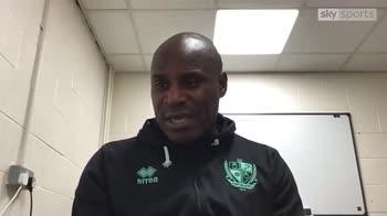 Sinclair hopes to inspire more BAME coaches
