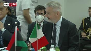 Guerini: nuovi accordi con Libia per rilancio collaborazione