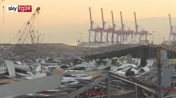 ERROR! Beirut, l'esplosione al porto nel Libano in piena crisi