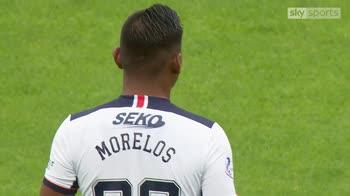 Defoe: Morelos training well