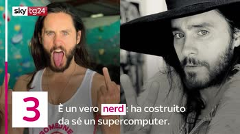 VIDEO 5 curiosità su Jared Leto