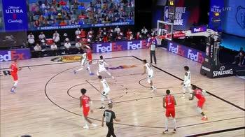 NBA, i 12 punti di Danilo Gallinari contro Memphis
